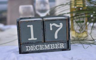 17 декабря: именины, праздники, традиции