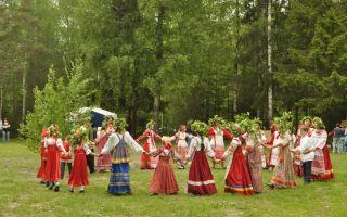 Зеленые святки в ритуалах, обрядах и приметах
