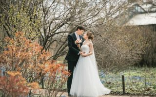 Свадьба в апреле — приметы, суеверия, идеальные дни