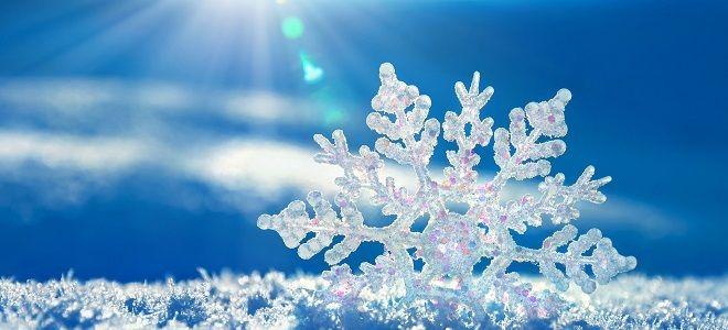 Приметы о зиме