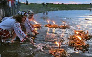 Праздник Ивана Купала — история, обряды, традиции
