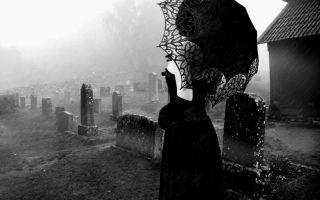 Можнолибеременнымходитьнакладбище — суеверия и церковь