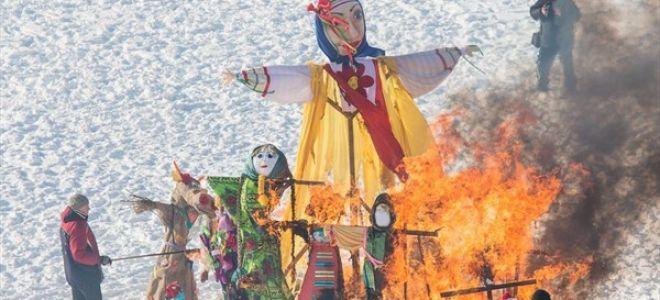 Обряды и традиции Масленицы