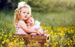 Детские приметы — кем будут сыновья и дочки