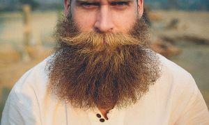 Мужские усы и борода — приметы и суеверия