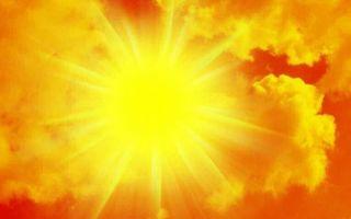 Солнечные приметы и старинные поверья о солнце