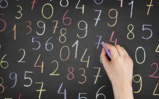 Приметы с числами и происхождение пословиц