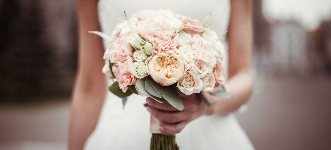 Свадебный букет — приметы и правила выбора