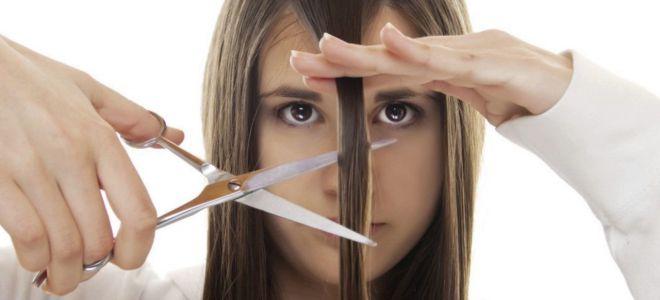 Почему беременным нельзя стричь волосы и красить
