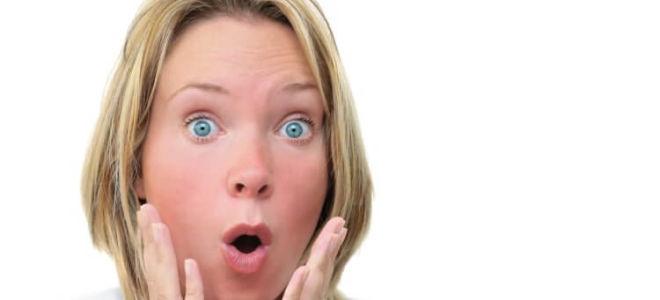 Горит лицо — приметы, к чему щеки и уши