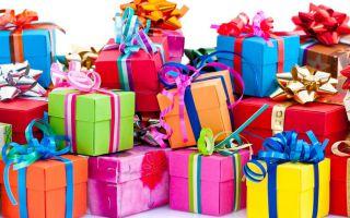 Что можно и нельзя дарить на день рождения