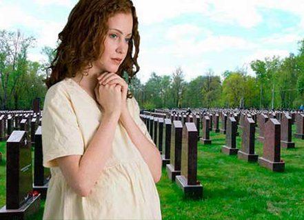 Приметы связанные с похоронами и беременностью