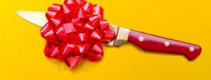 почему нельзя дарить ножи на день рождения