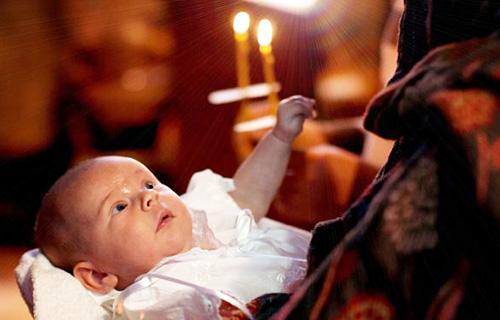 в какие дни недели можно крестить ребенка