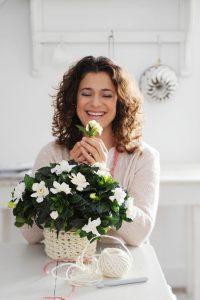 какие цветы в горшках лучше дарить