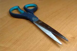 примета найти ножницы