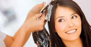 почему беременным нельзя красить волосы