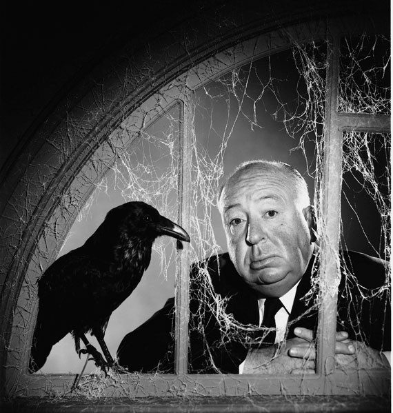 Ворона и Хичкок