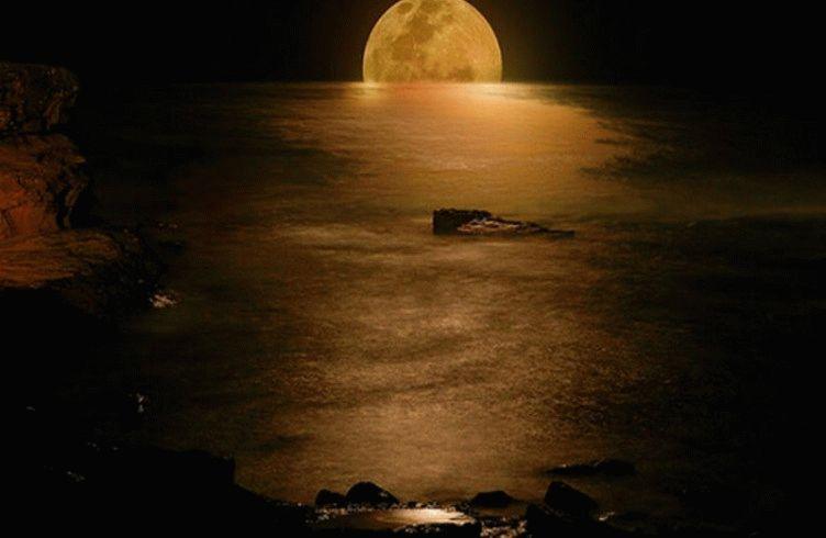 как загадать желание на луну