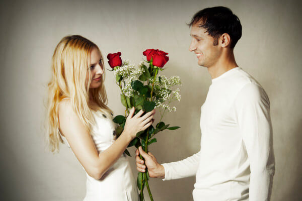 сколько дарят роз