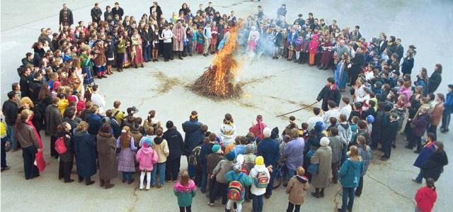 ритуалы в день весеннего равноденствия