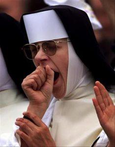 почему зеваешь когда читаешь молитву