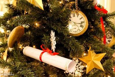как на новый год загадать желание