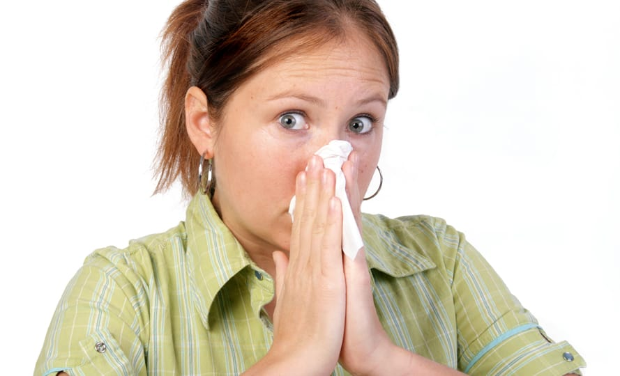 Народные приметы связанные с чиханием